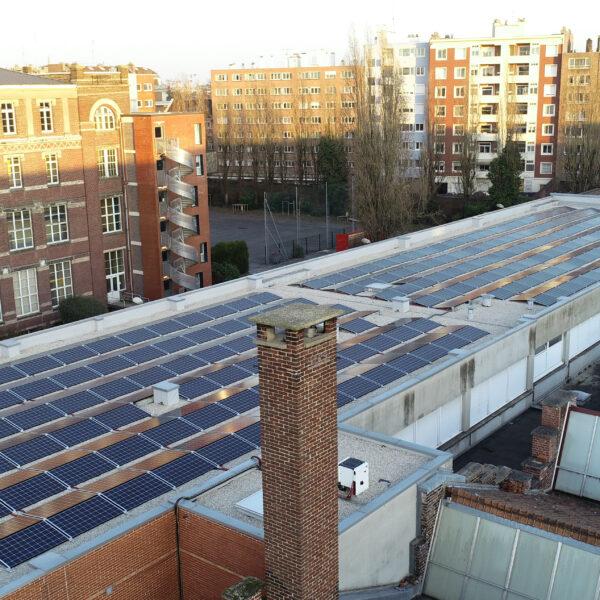 Installation-panneaux-photovoltaïque-Icam-l-Silicéo