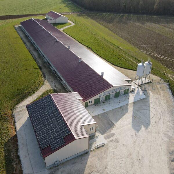 Installation-panneaux-solaires-SCEA-de-la-Godine-l-Silicéo