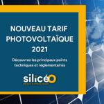 Décret S21 photovoltaïque nouveau tarif prix électricité