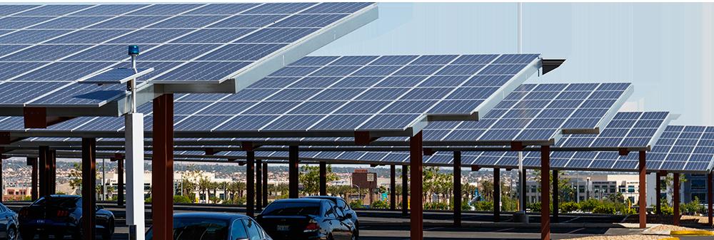 Ombriere-de-parking-panneaux-photovoltaiques