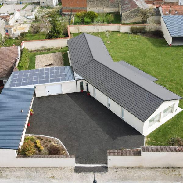 Particulier-projet-photovoltaïque