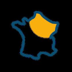 Picto 136 départements couverts l Silicéo