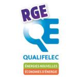 Logo RGE-ENR qualifelec